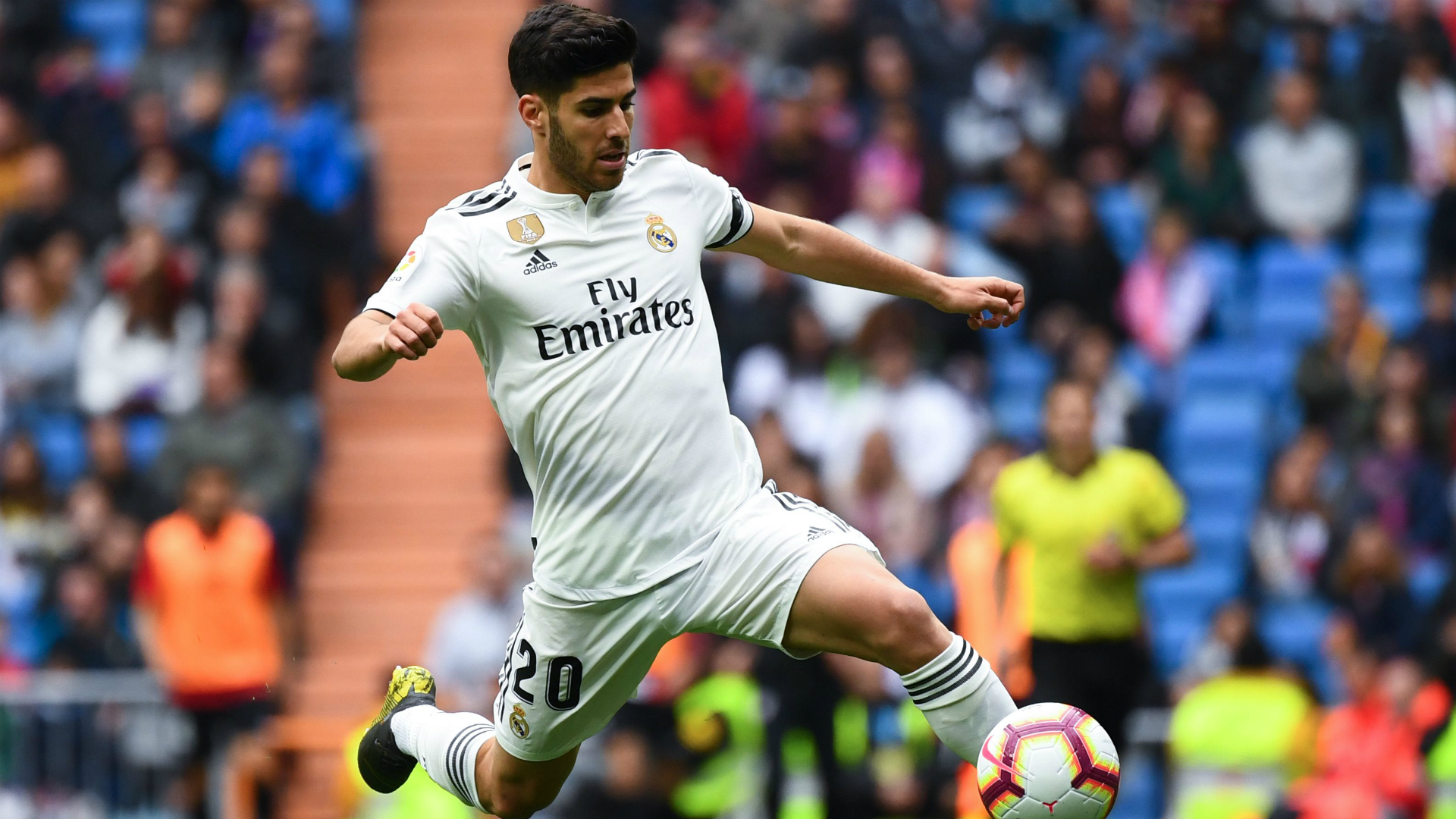 Madrid have turned down €180m for Asensio, says agent