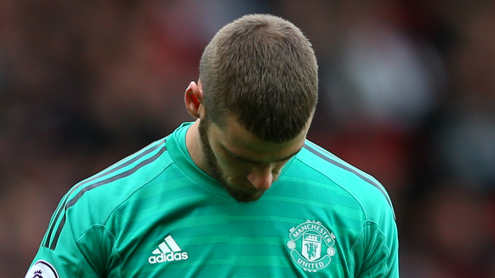 Solskjaer not worried about De Gea form