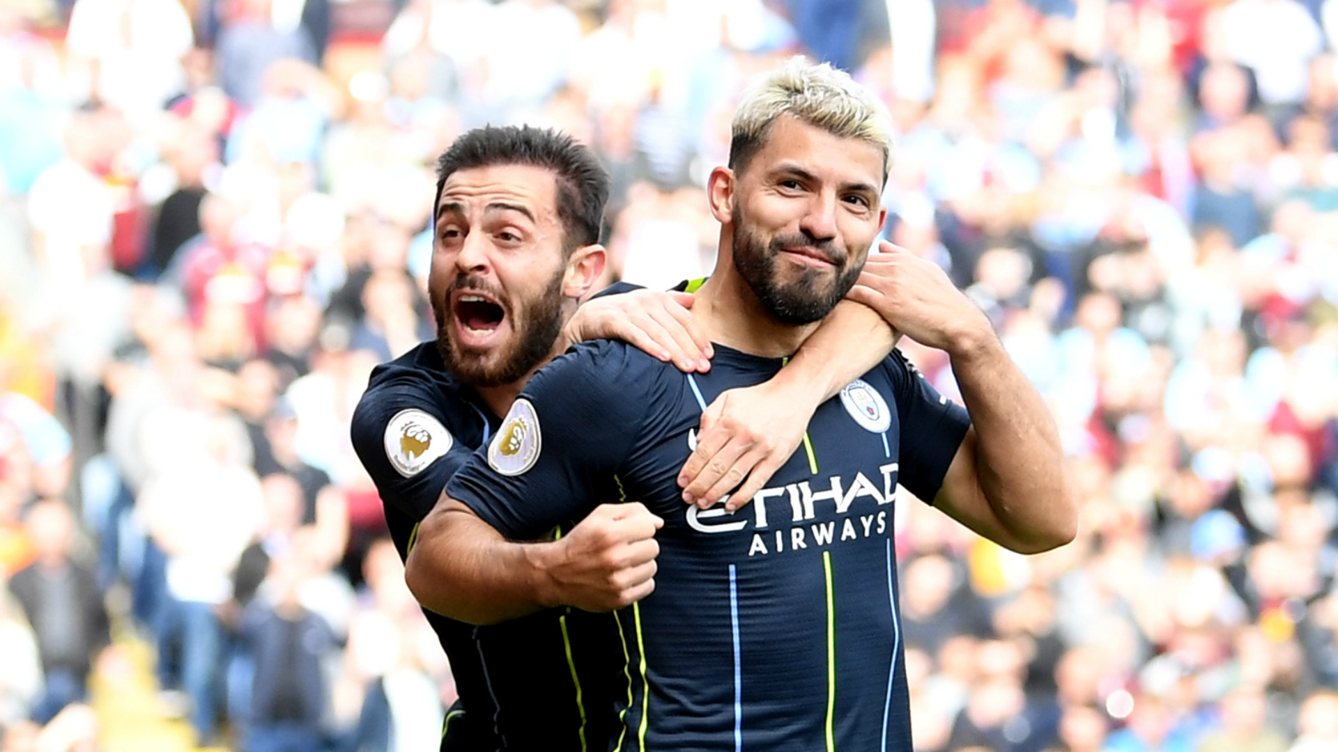 Guardiola delighted by City grit at Burnley