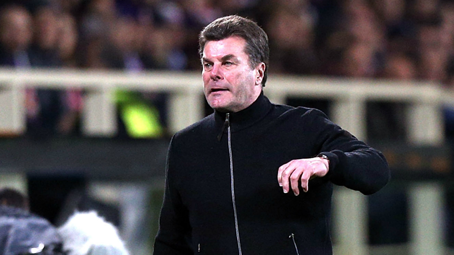 Hecking to leave Borussia Monchengladbach