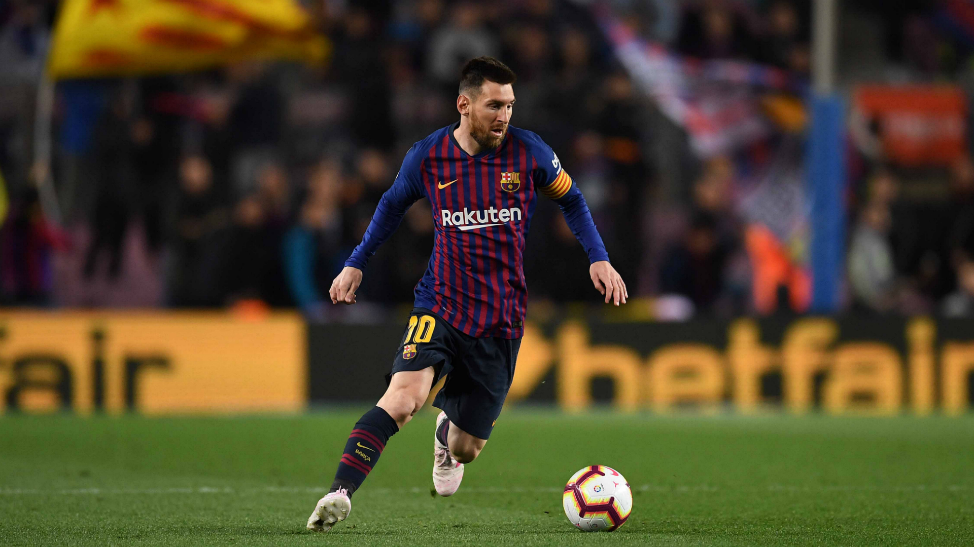 Difficult to bet against Messi, admits Liverpool legend Toshack