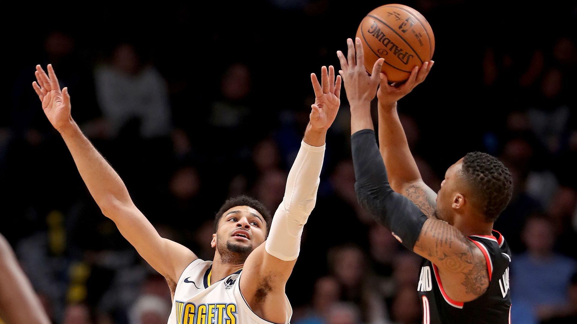 Backcourt battles and bench production - where Nuggets v Trail Blazers could be decided