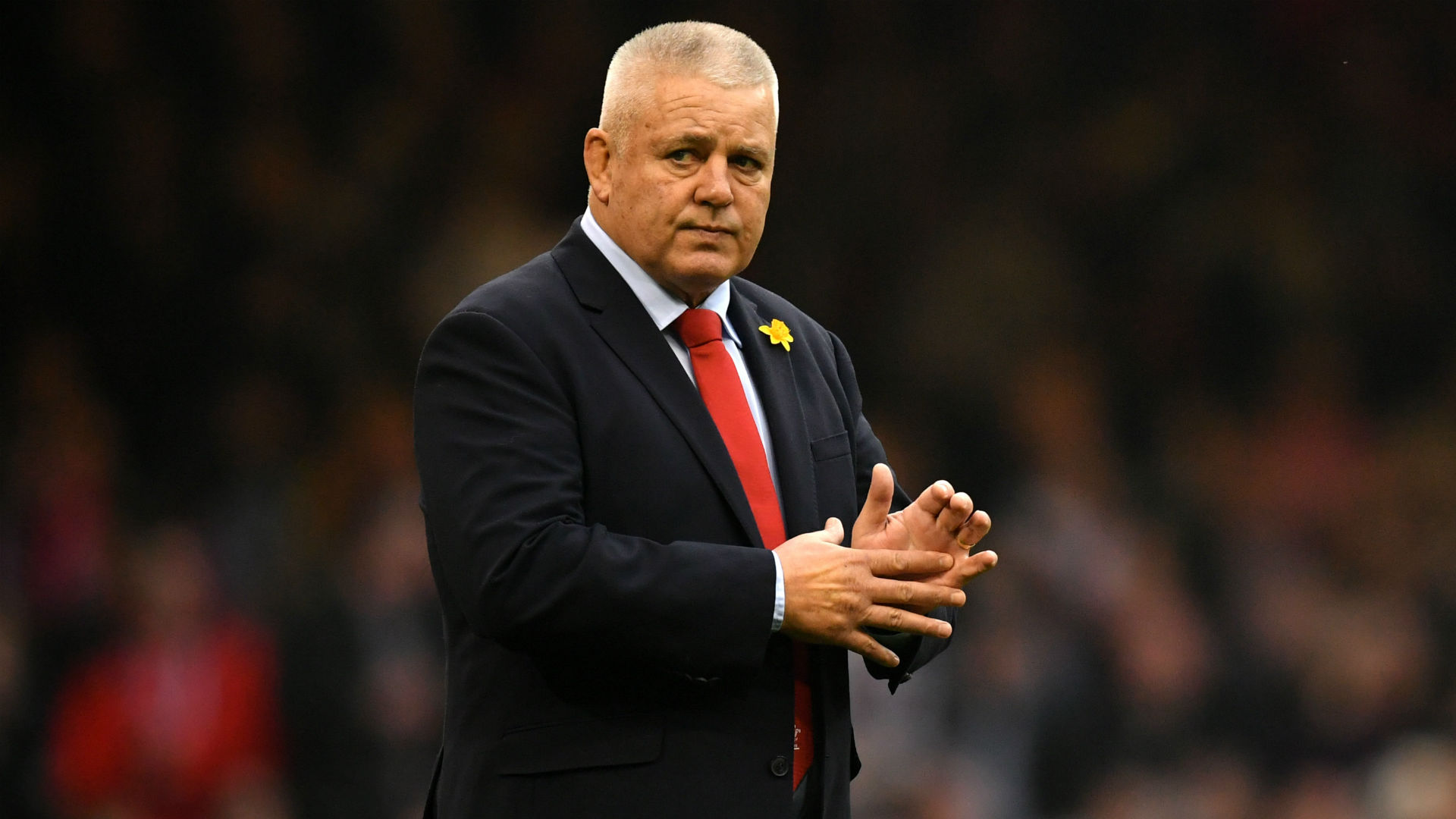 Gatland: No contact with England over coaching role