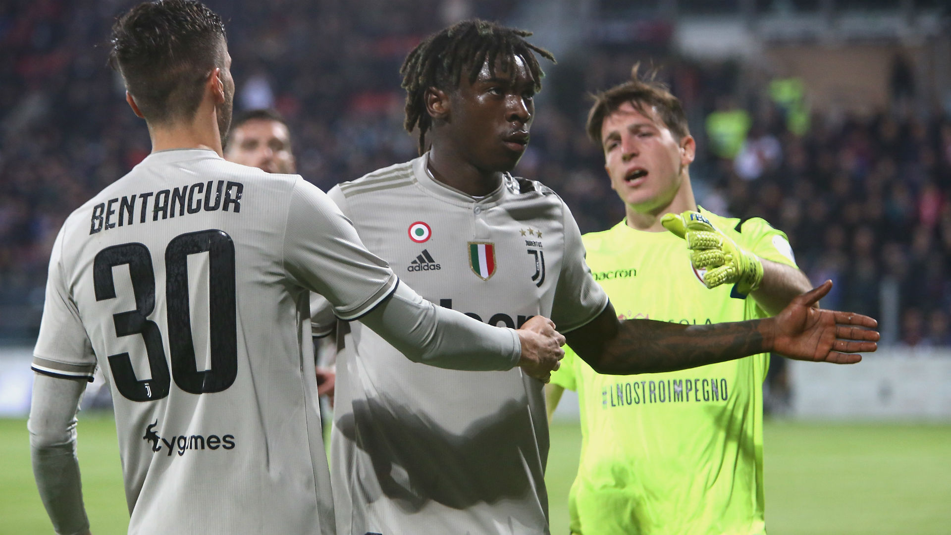 Bonucci's Kean comments 'disrespectful', says Yaya Toure