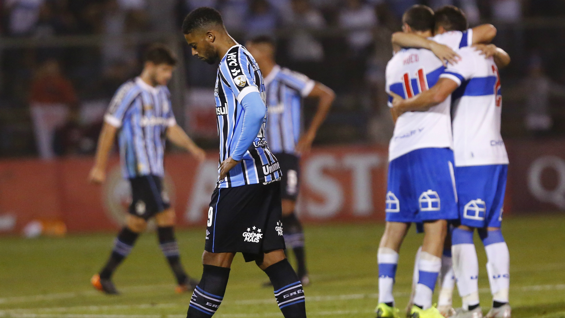 Copa Libertadores Review: Gremio winless after Catolica defeat, Libertad perfect