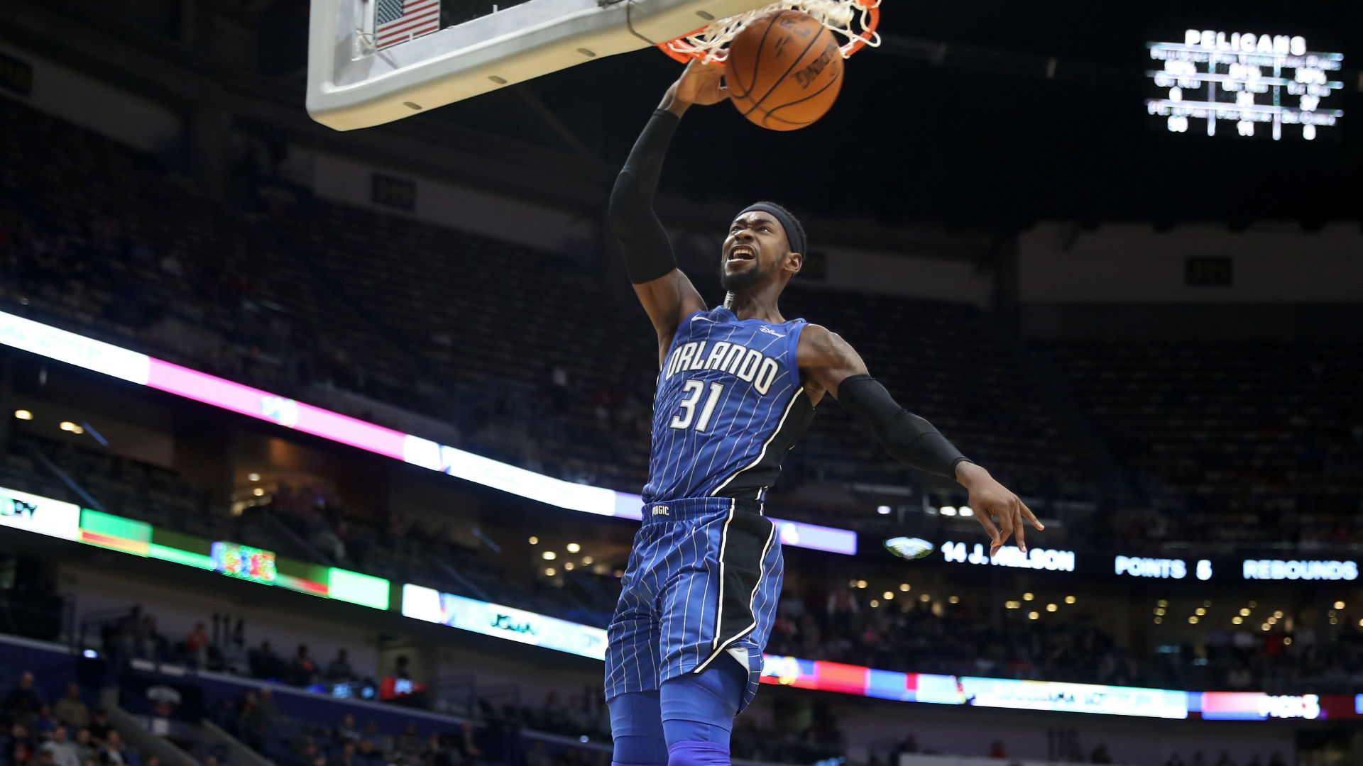 Rampant Magic move up in playoff race
