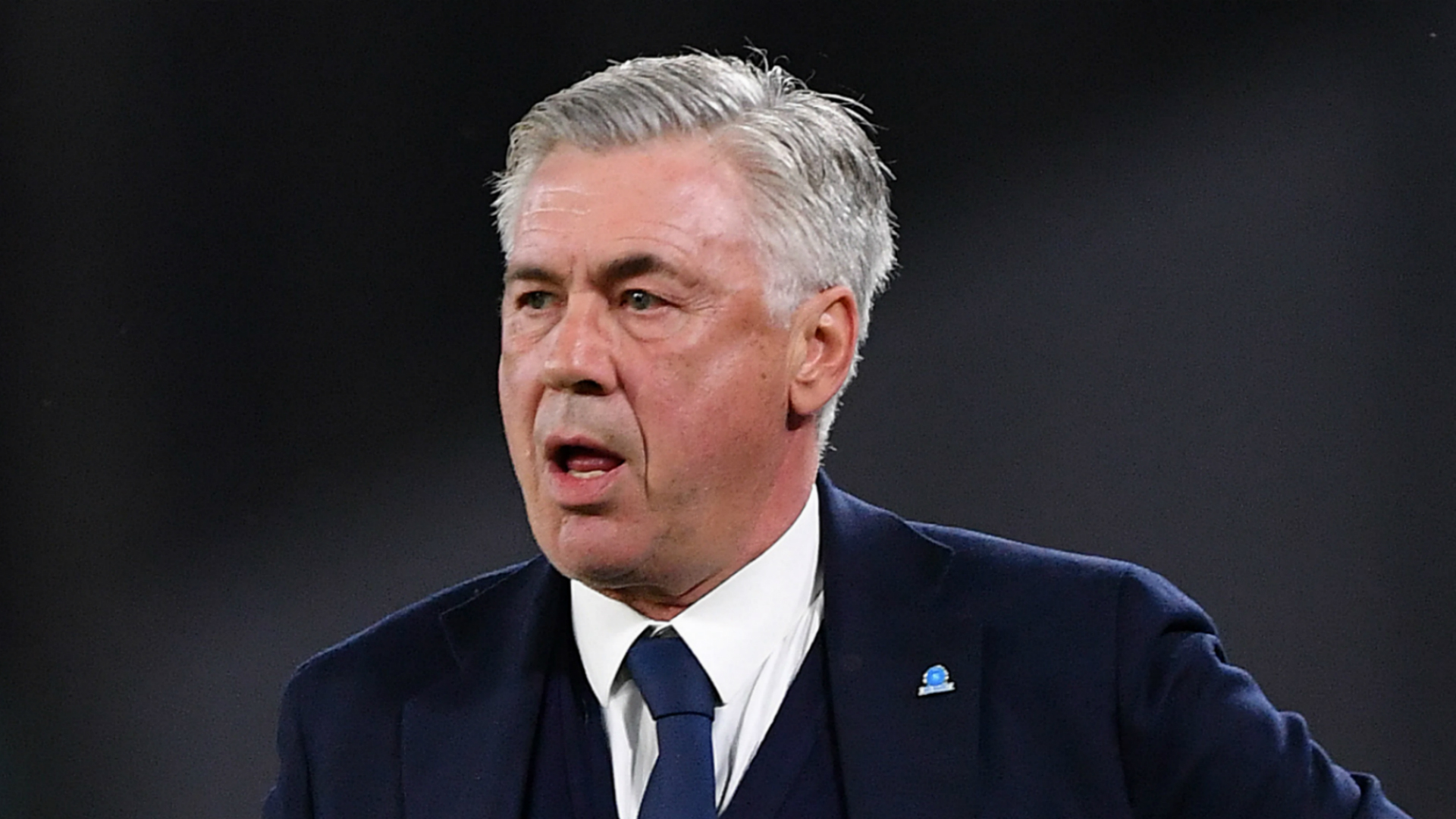 Ancelotti admits Napoli looked 'tired' in Barcelona defeat