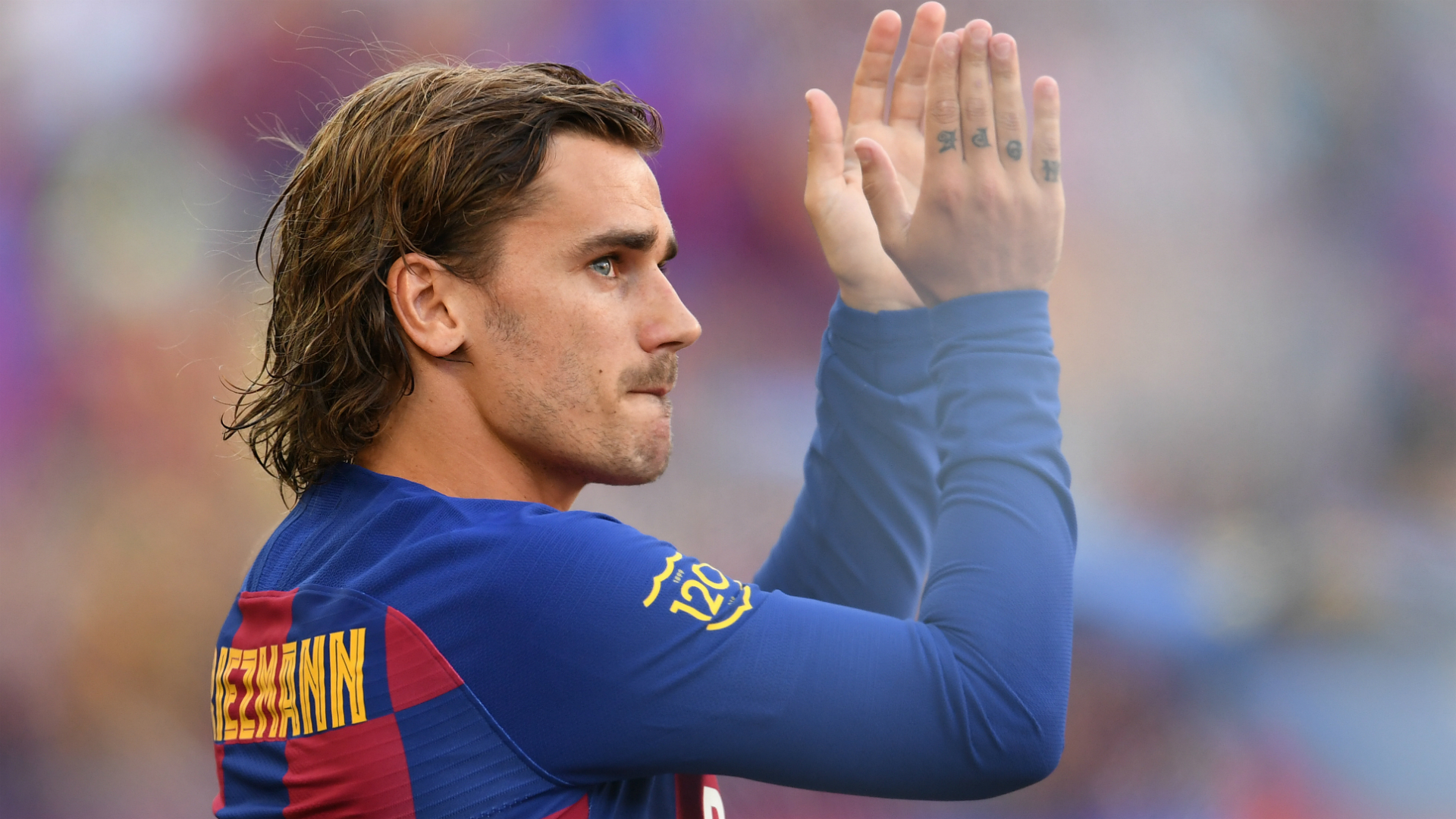 Napoli 0 Barcelona 4: Griezmann off the mark as Catalans turn on the style