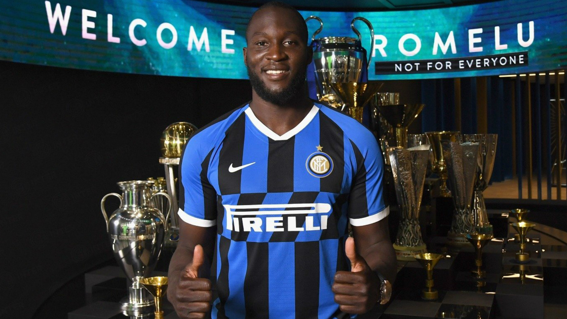 Lukaku will be an 'excellent signing' for Inter, says Conte