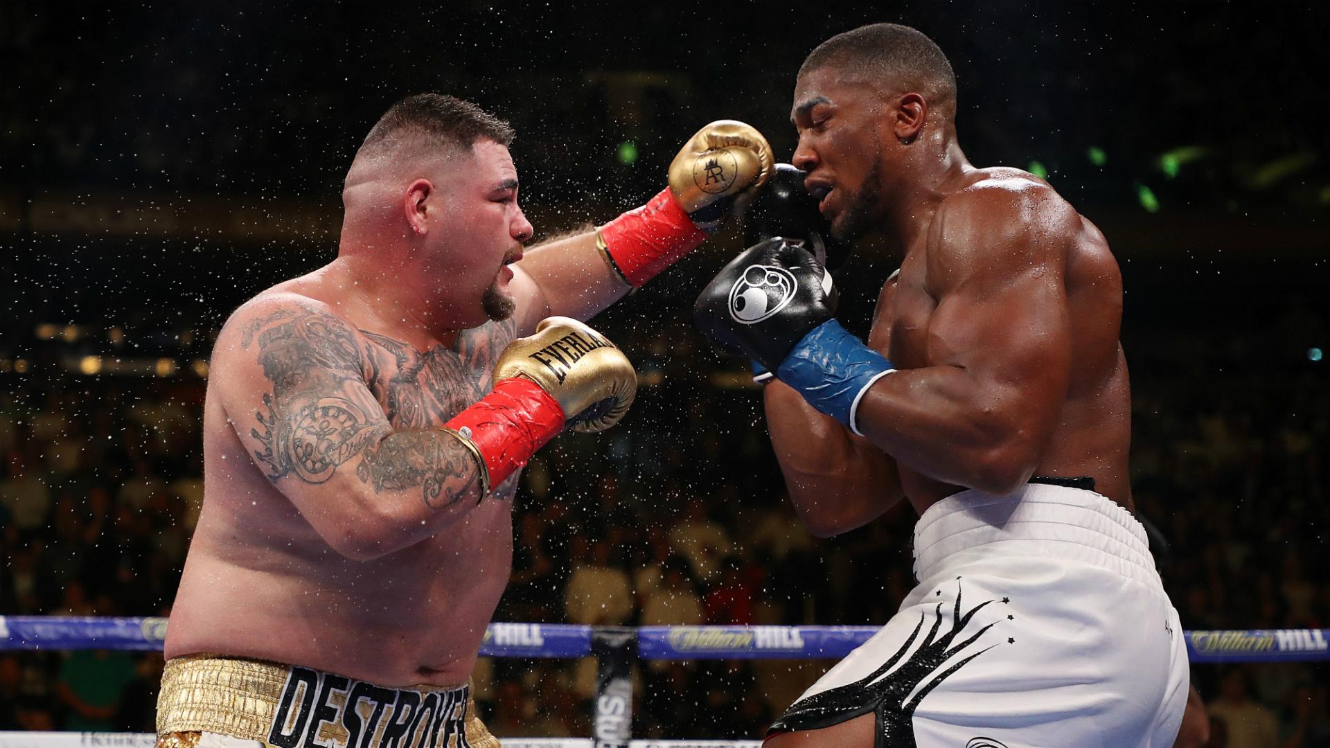Joshua-Ruiz in Saudi Arabia can change boxing forever - Hearn