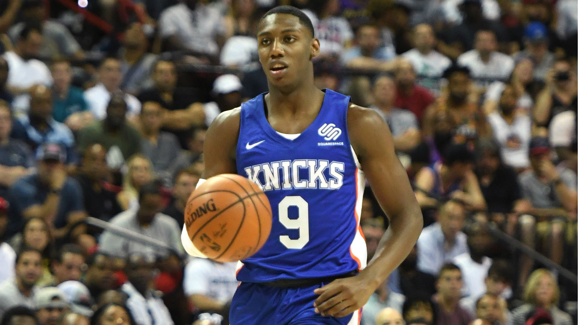 buy online 38f15 97256 What can Knicks fans expect from RJ Barrett? 'They're ...