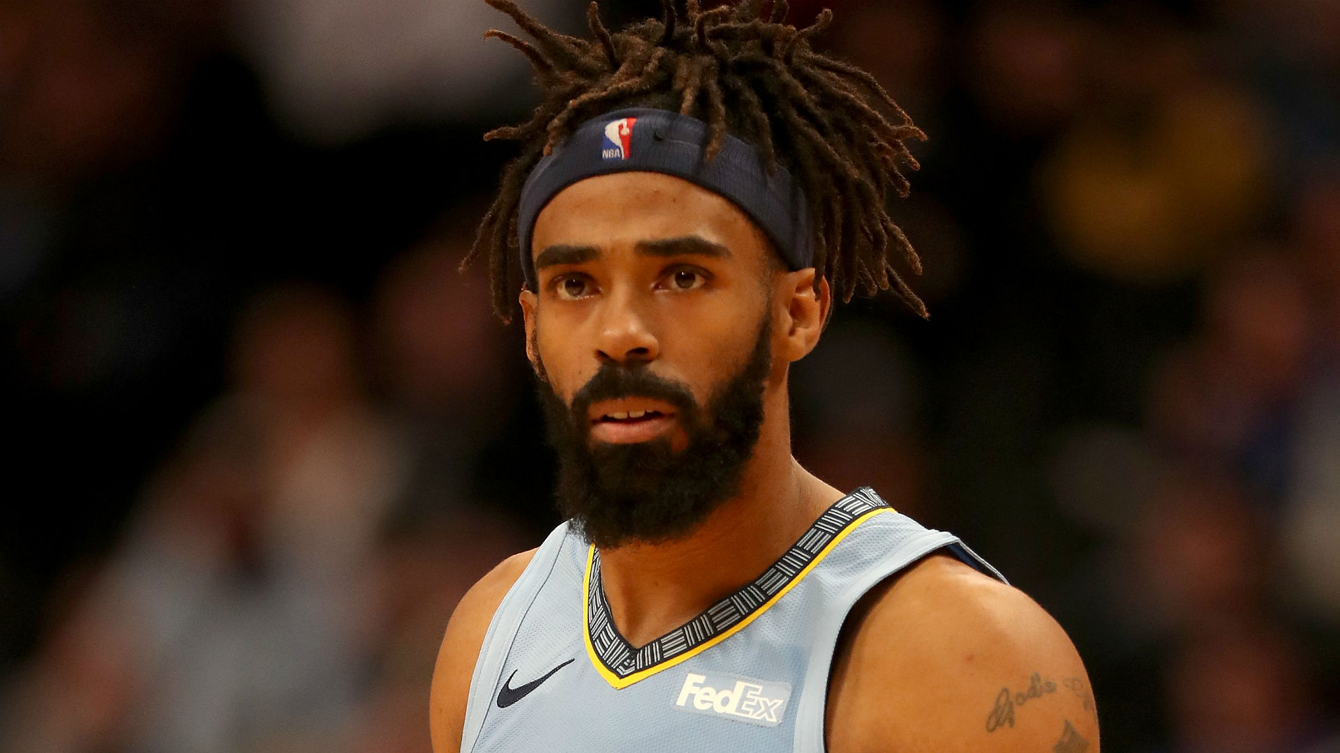 Mike Conley Jr. discusses trade from Grizzlies to Jazz: 'It's a new beginning'