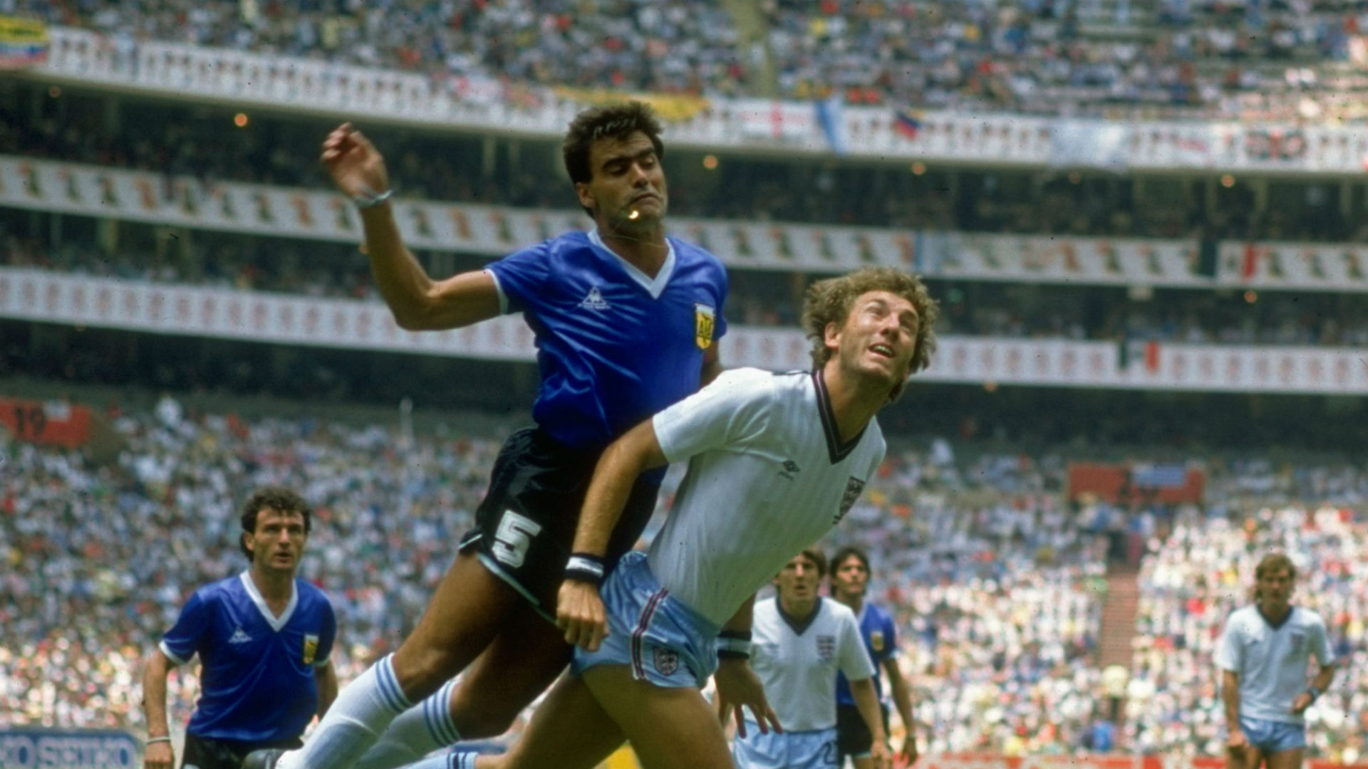 Argentina World Cup winner Jose Luis Brown dies aged 62