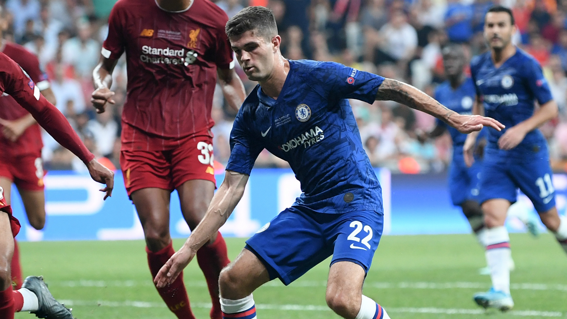 Lampard: Lots more to come from Chelsea's Pulisic
