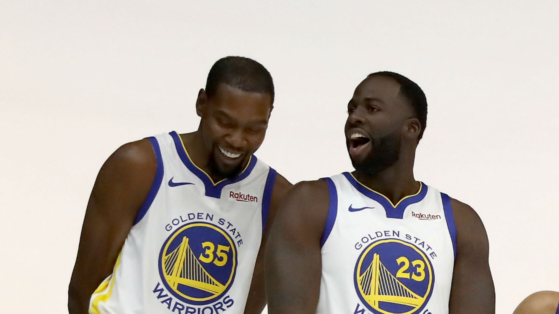 Draymond Green OK with how Kevin Durant left Warriors