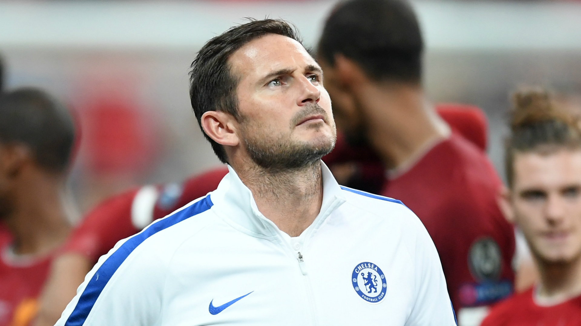 'Terrible loser' Lampard proud despite UEFA Super Cup loss to Liverpool