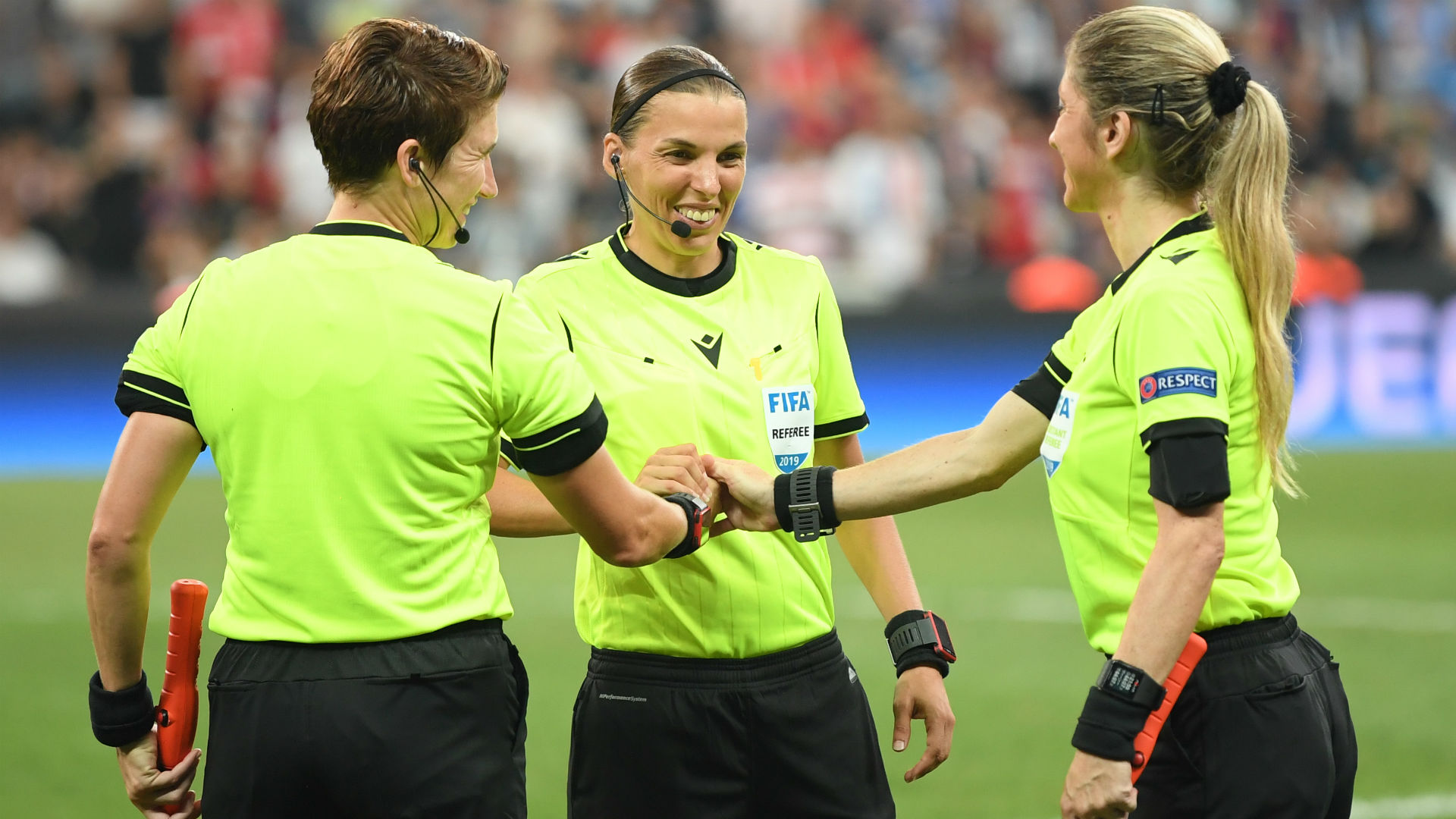 Klopp applauds performance of referee Stephanie Frappart and UEFA Super Cup officials