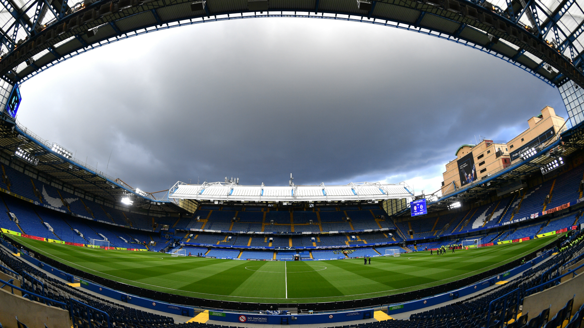 One person jailed as Chelsea take action against ticket touts