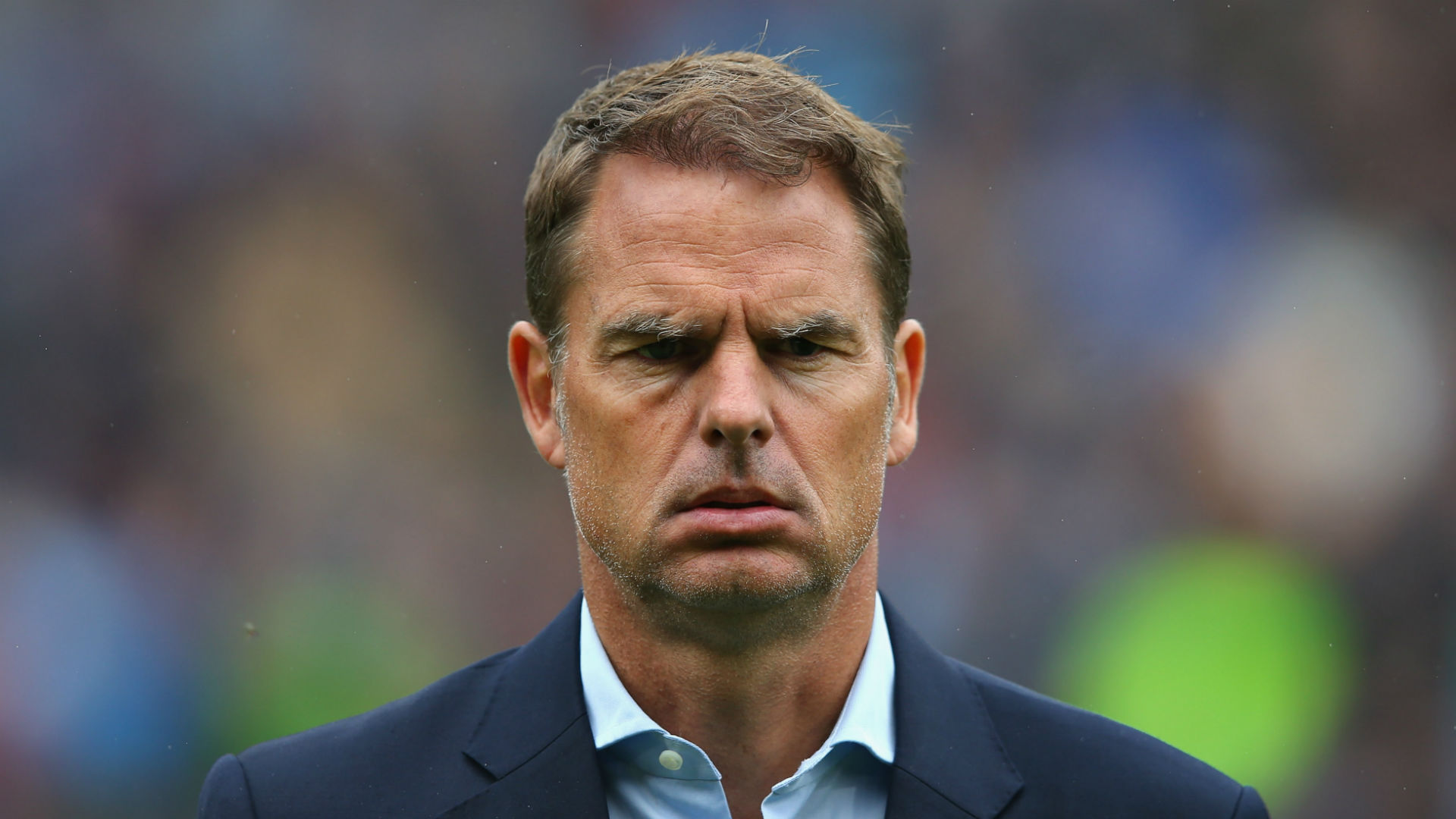 Frank de Boer backtracks on 'ridiculous' equal pay comment