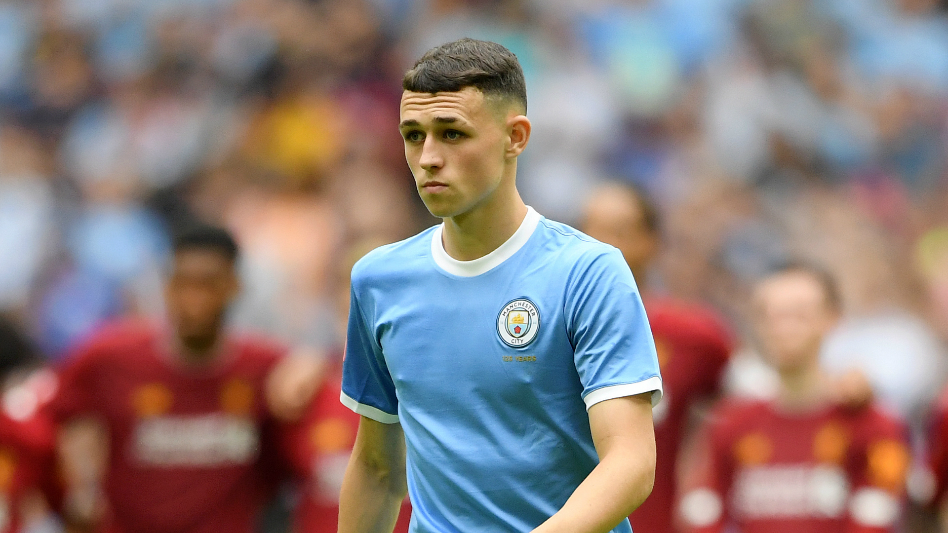 Foden to be among world's best within two years - Bernardo Silva