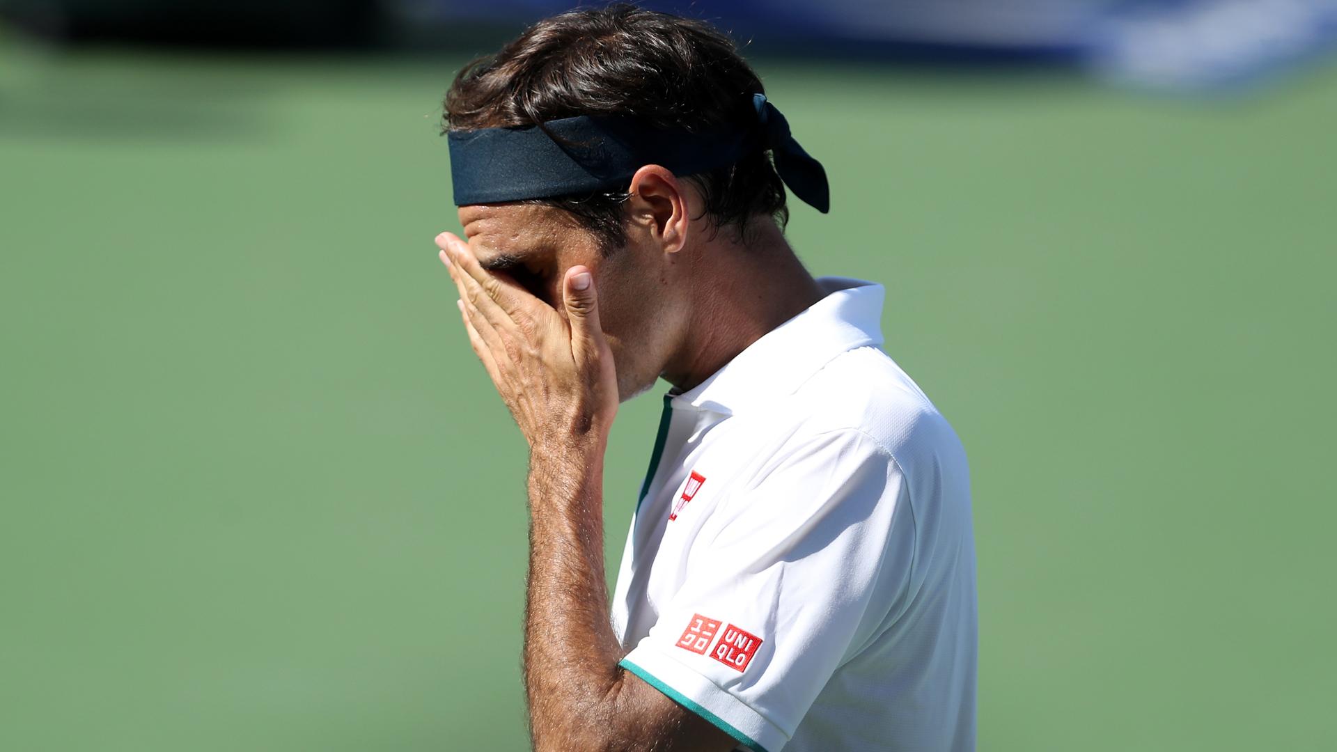Federer falls to 'perfect' Rublev, Djokovic cruises in Cincinnati