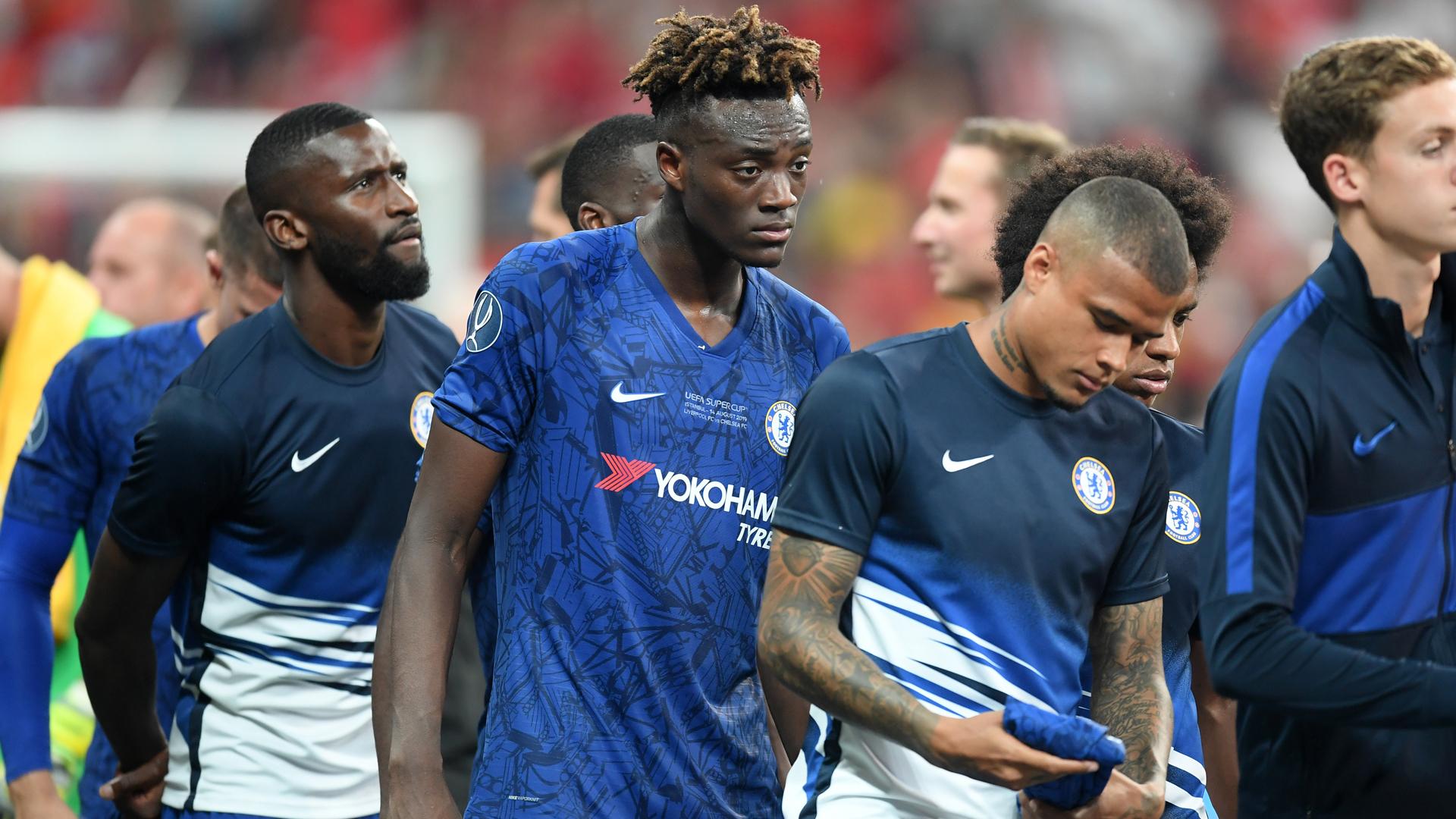 Abraham retaining belief despite UEFA Super Cup penalty miss