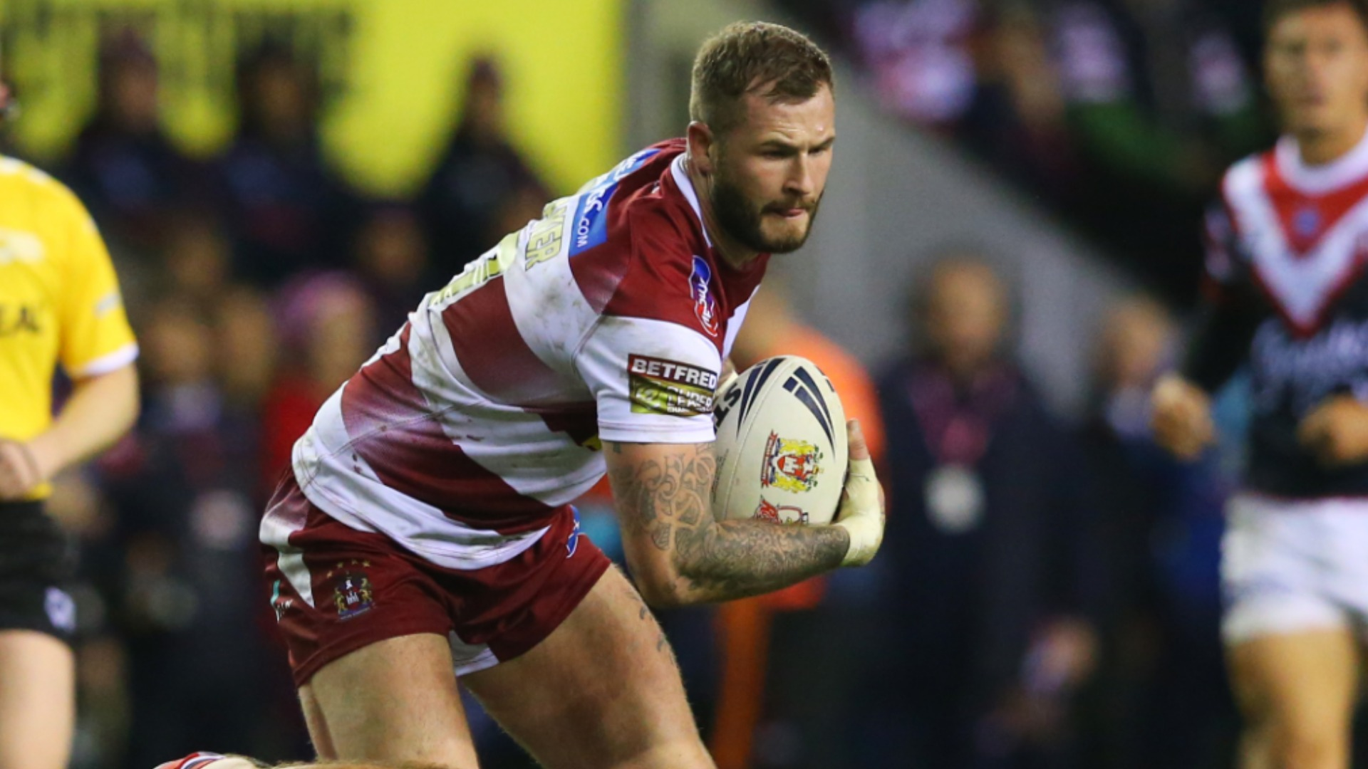 Wigan Warriors 20-6 Warrington Wolves: Ruthless hosts keep winning