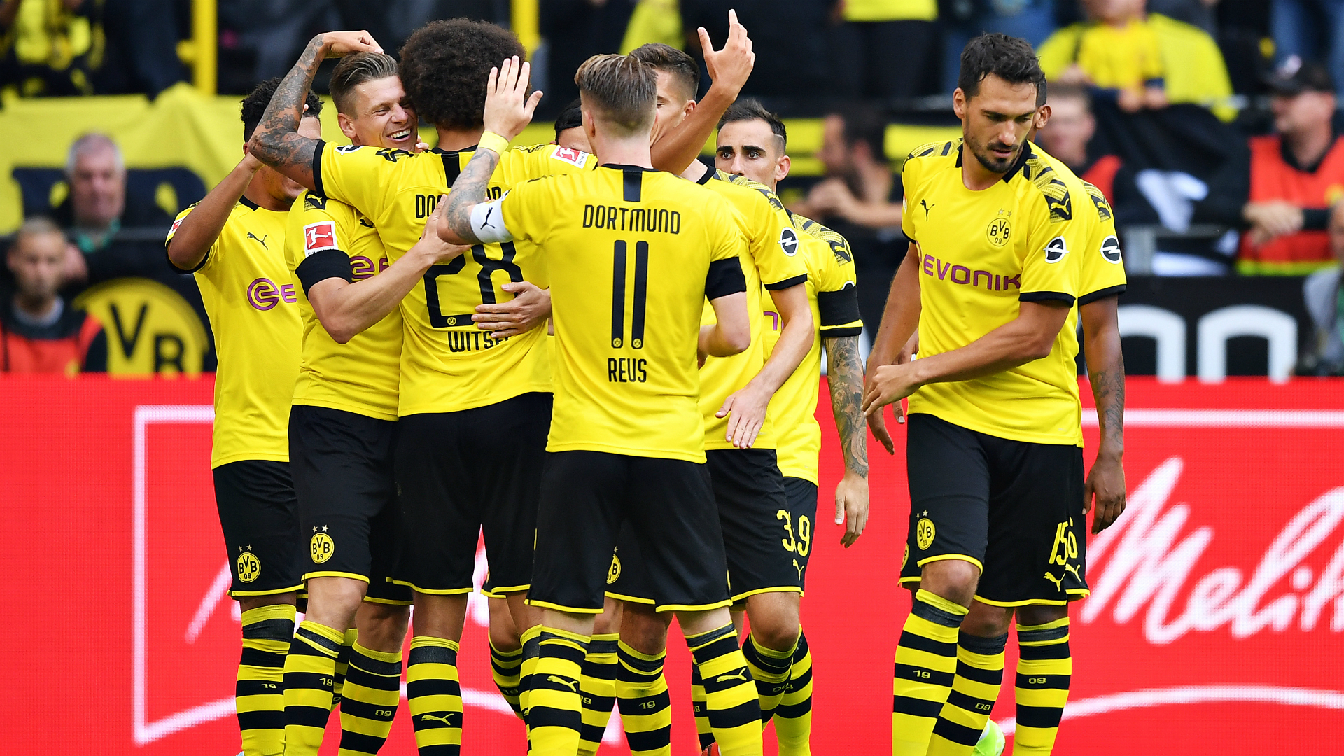 Dortmund want to get better every day – Favre eyes improvement despite 5-1 rout