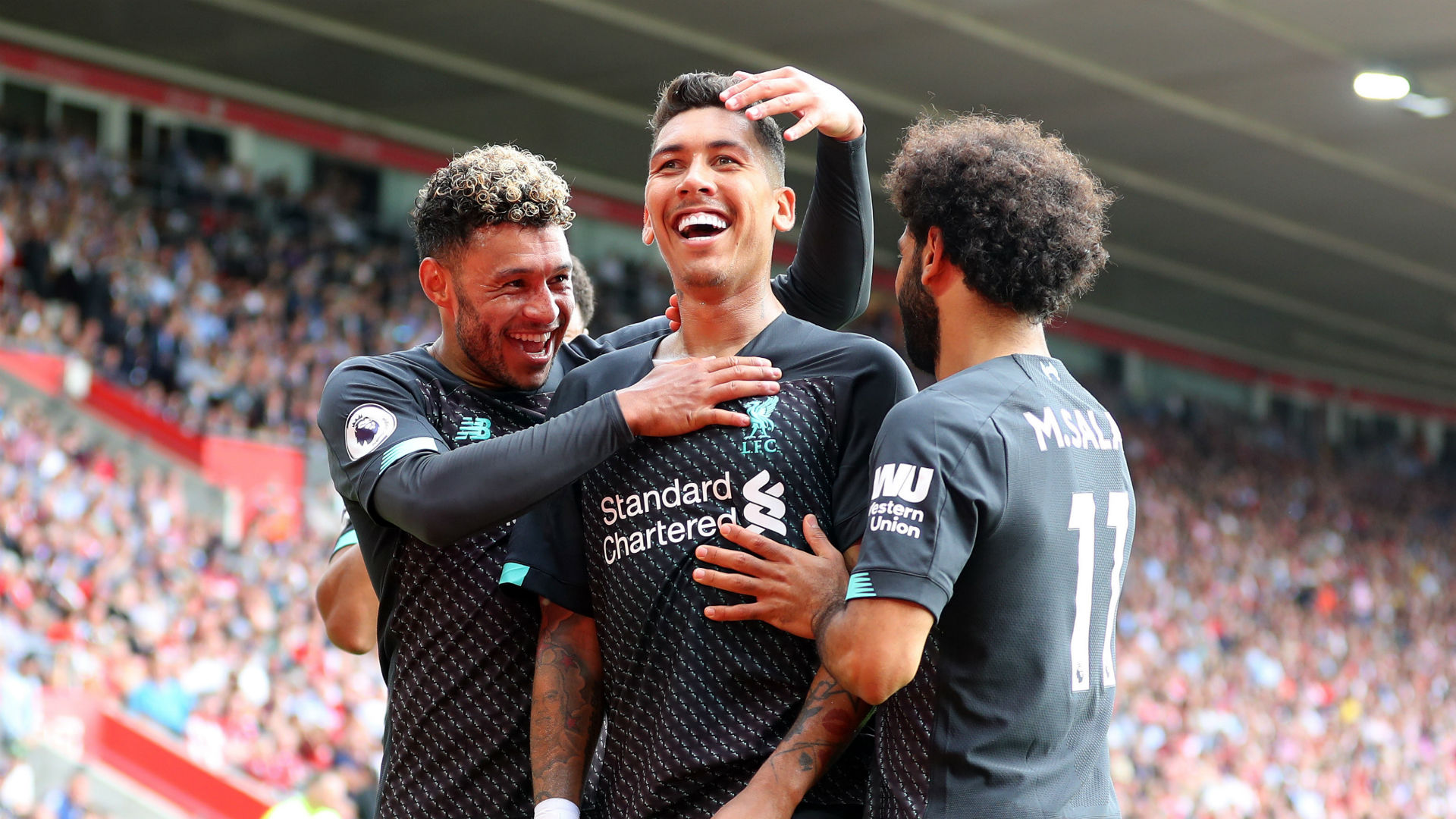 Liverpool match club record with 11th straight Premier League win