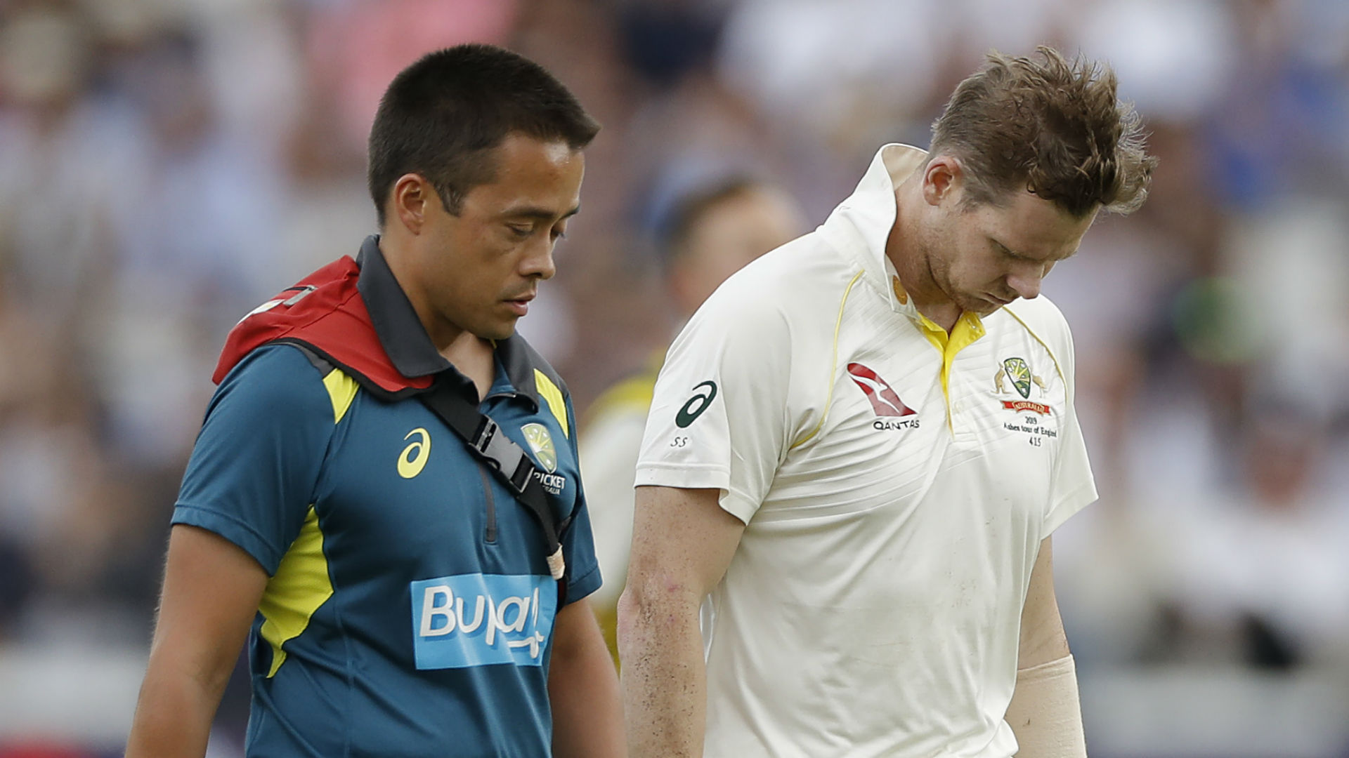 Ashes 2019: Q and A on concussion following Smith's injury