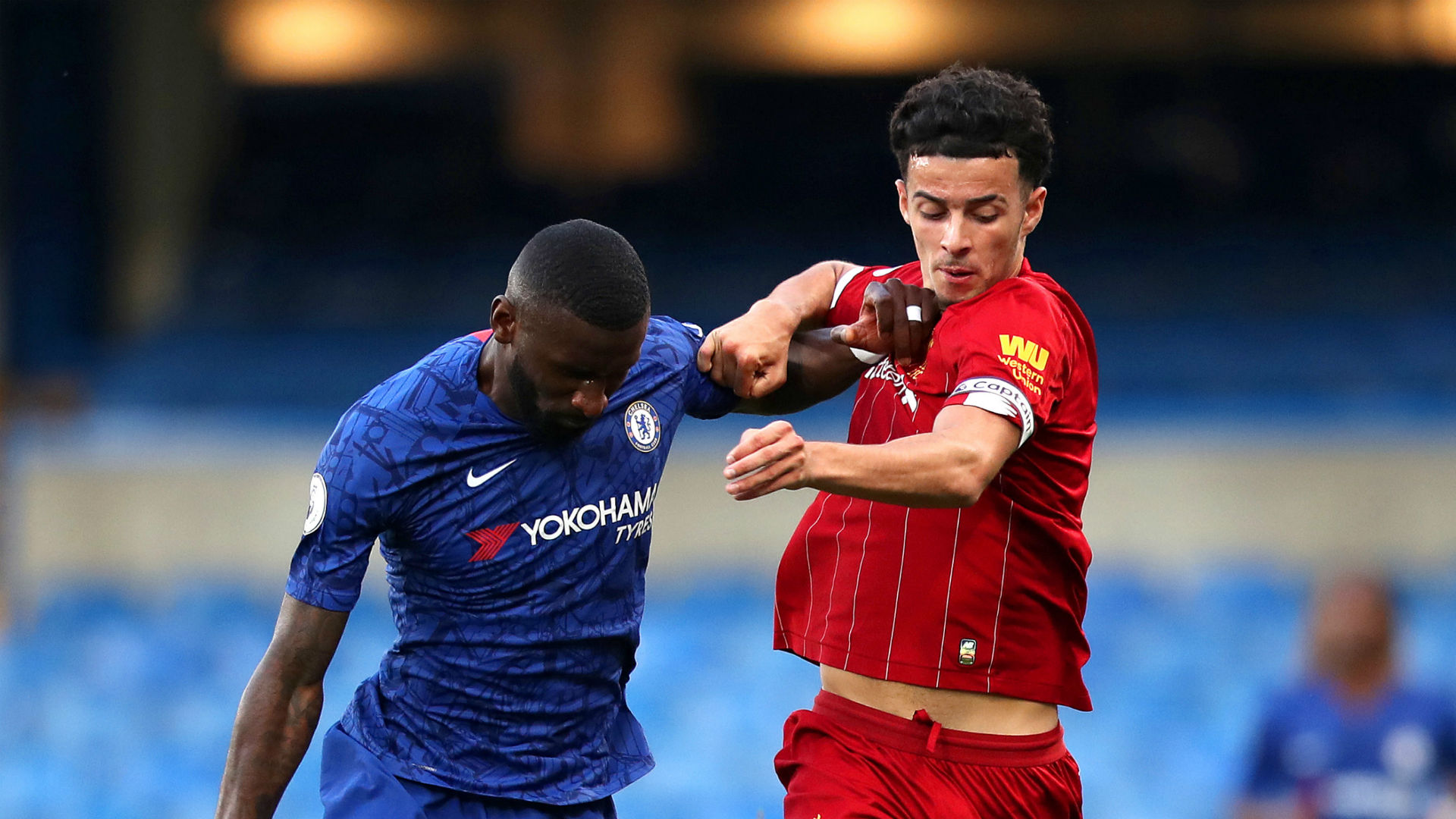 Rudiger edges closer to Chelsea comeback