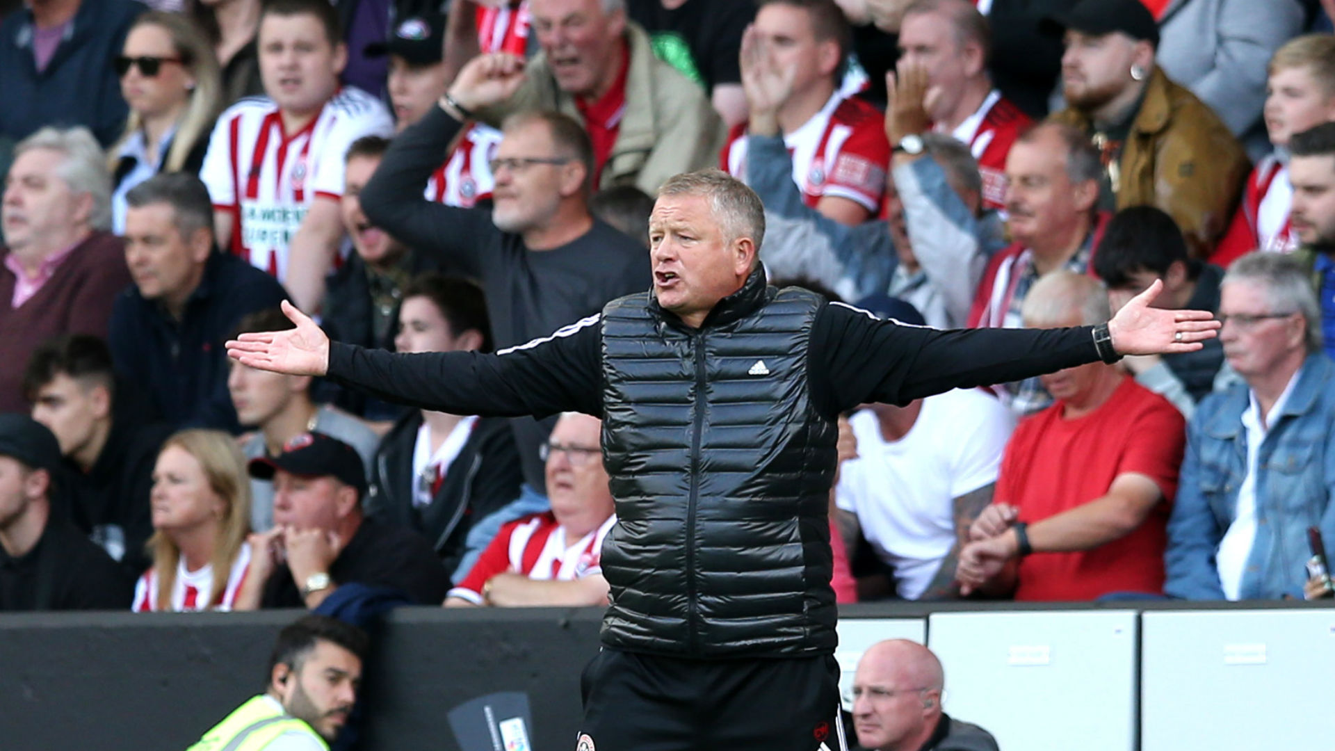 Talking Point: Can Sheffield United's brave tactics succeed in the Premier League?