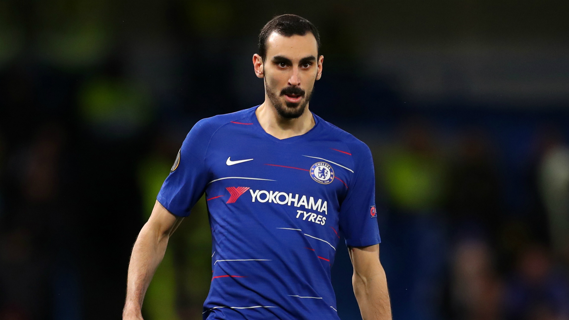 Chelsea defender Zappacosta completes Roma loan