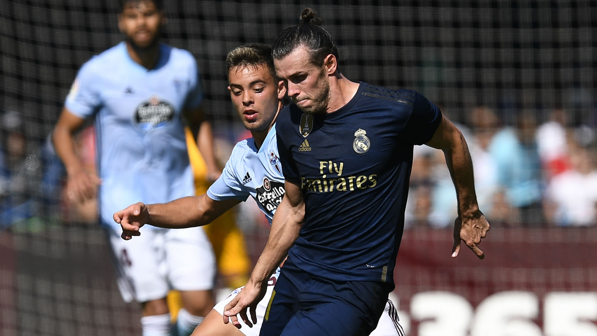 Giggs happy for end to 'strange' Bale situation