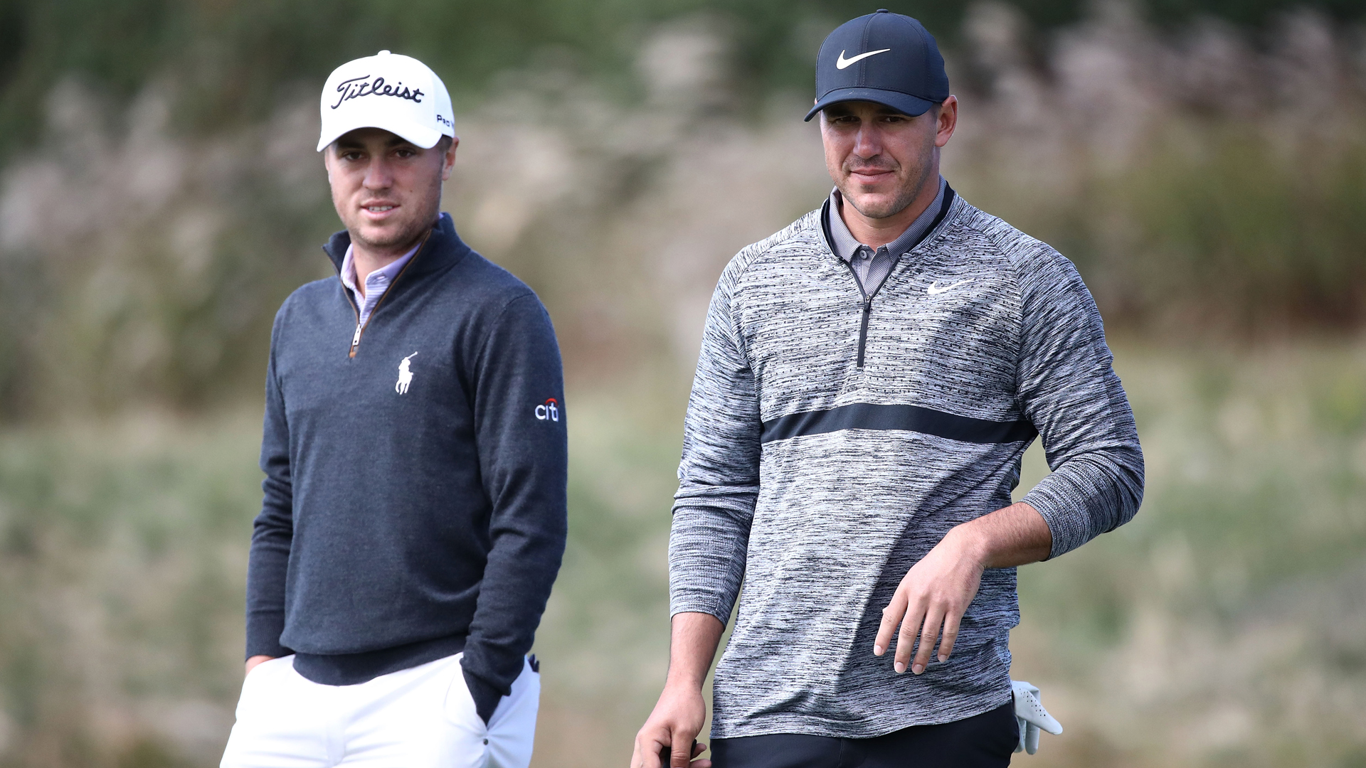 Koepka ready to pay Thomas after 'stupid bet'