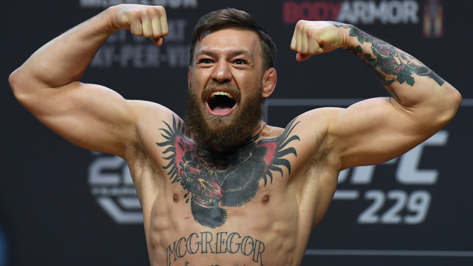 McGregor: Retirement? I'll fight until the day I die
