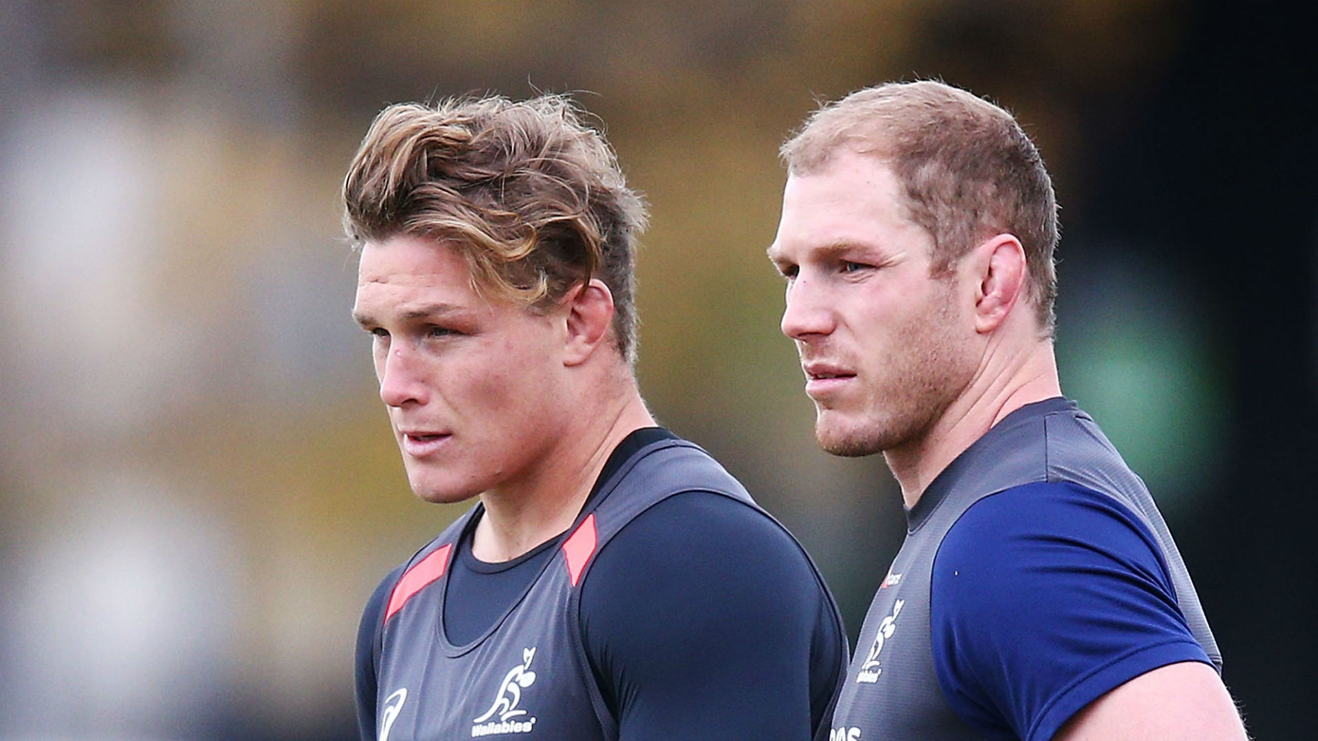 Hooper expecting 'dominant' Pocock at Rugby World Cup