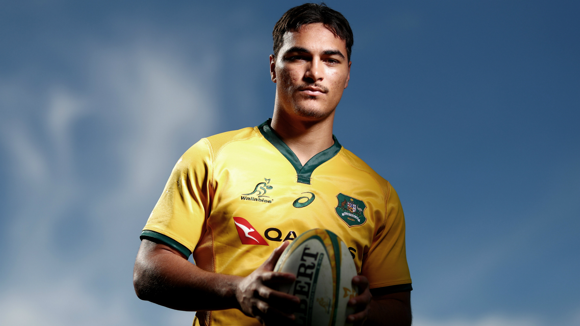 Rookie sensation Petaia named in Wallabies' World Cup squad
