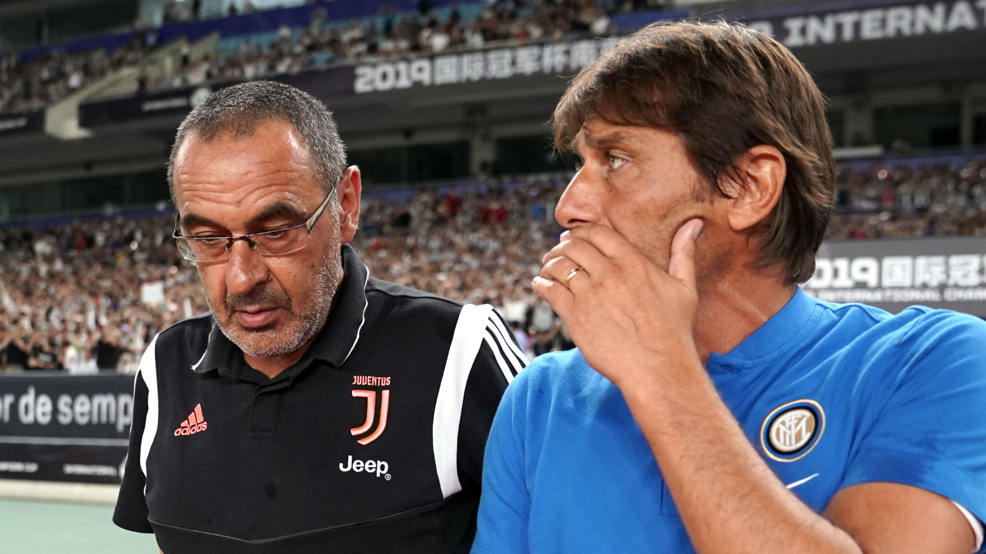 Serie A 2019-20: Why Inter and Conte can capitalise on Juve's Ronaldo problem