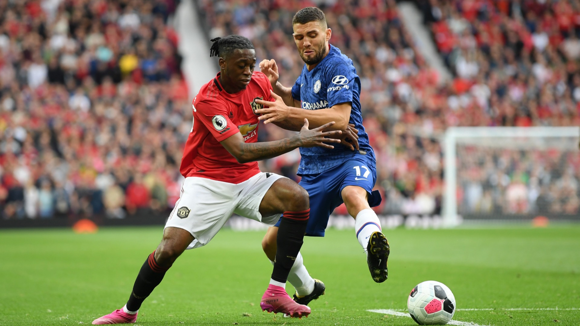 I love tackles, man! - Wan-Bissaka draws confidence from challenges