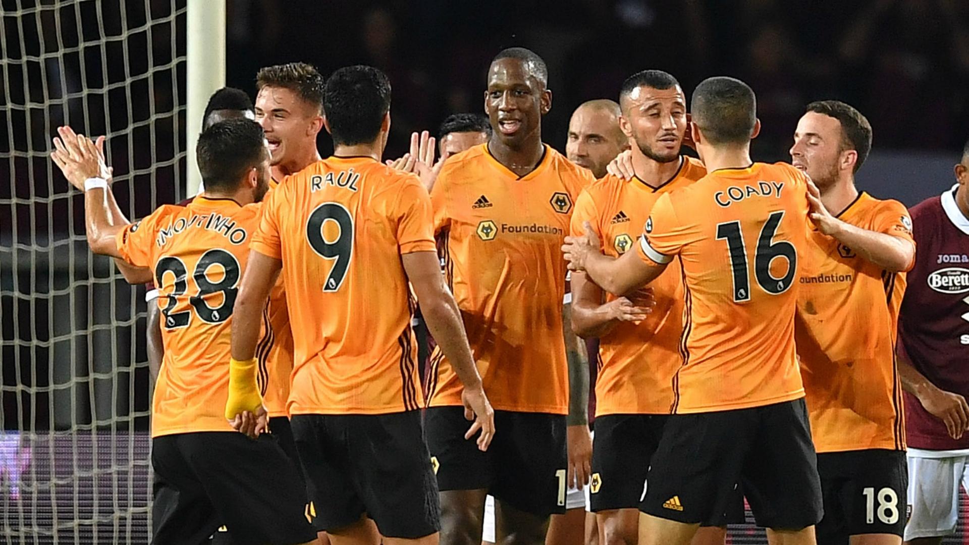 Torino 2-3 Wolves: Nuno's men take step towards Europa League group stage