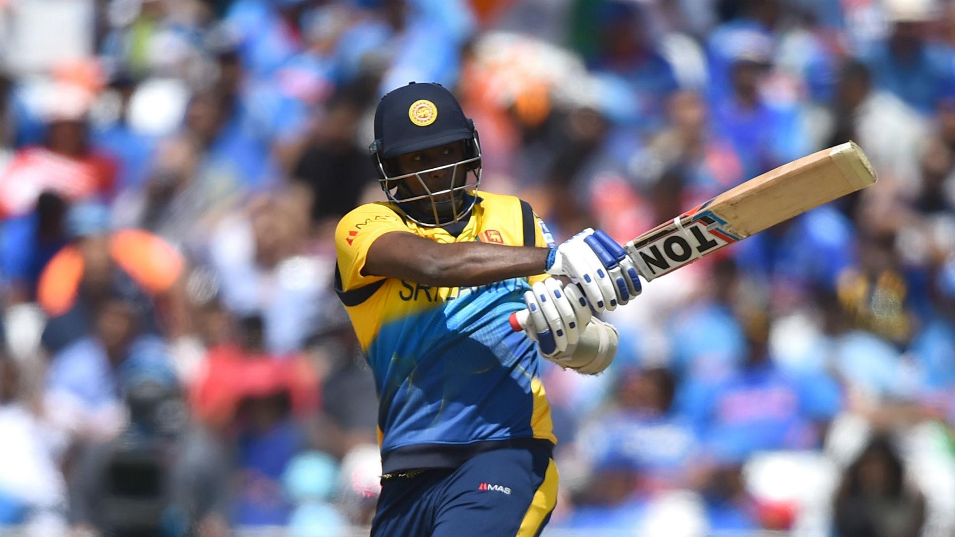 Mathews, Thisara omitted from Sri Lanka squad