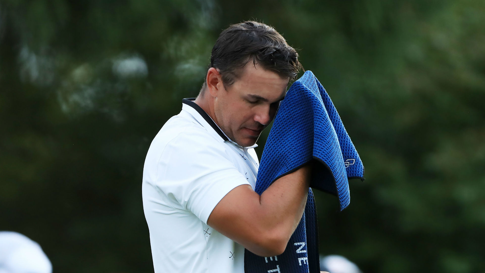 Koepka streaking clear at East Lake but baffled by nude photo criticism