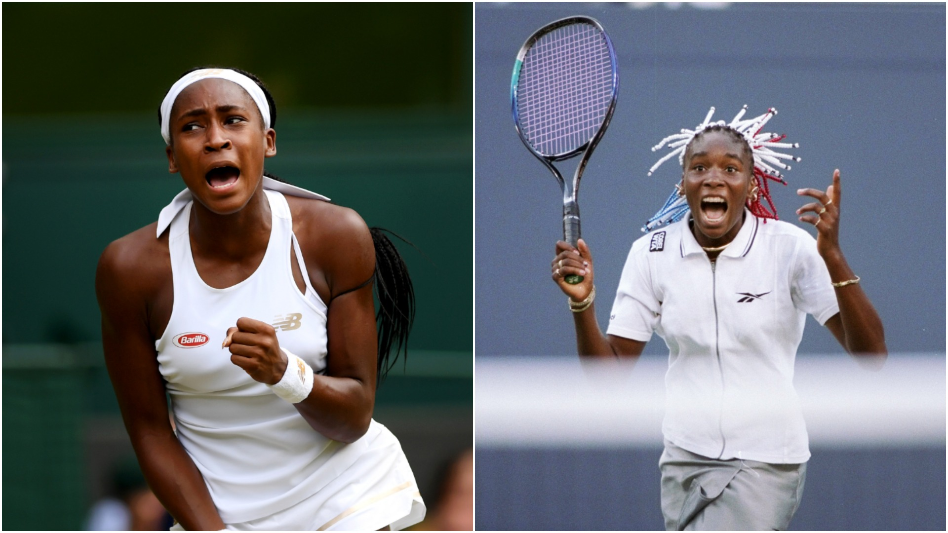 US Open 2019: How does Coco Gauff compare to 1997 Venus Williams?