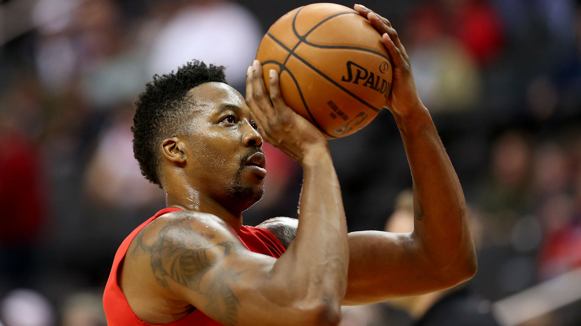 Lakers will pair Dwight Howard with LeBron James, Anthony Davis after center's Memphis buyout, report says