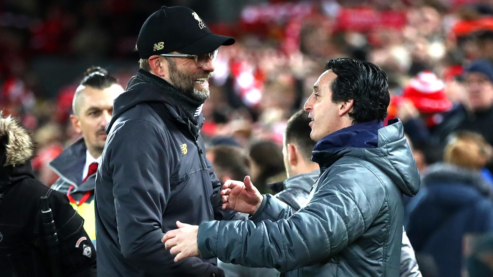 Klopp: Arsenal are definite Premier League title contenders