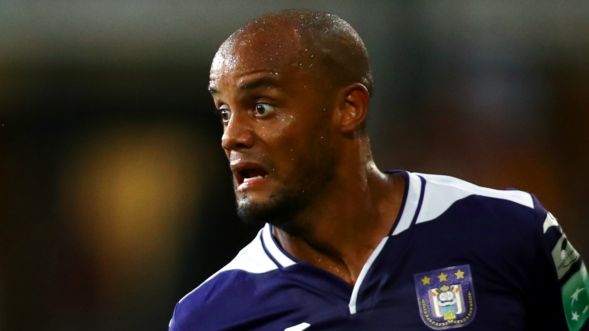 Kompany injured as Anderlecht lose again