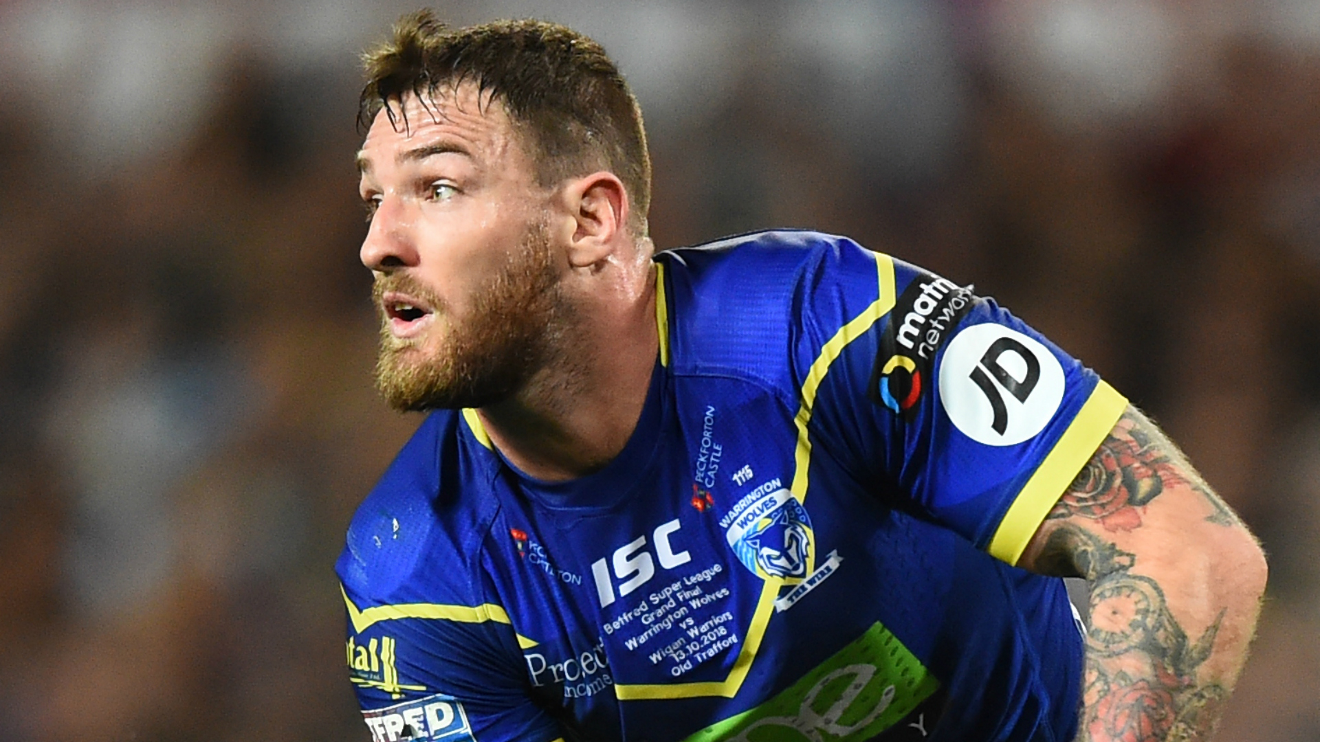 Warrington stun St Helens to end Challenge Cup pain
