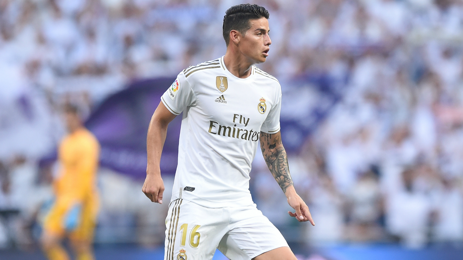 Madrid's James: Bernabeu return a unique feeling