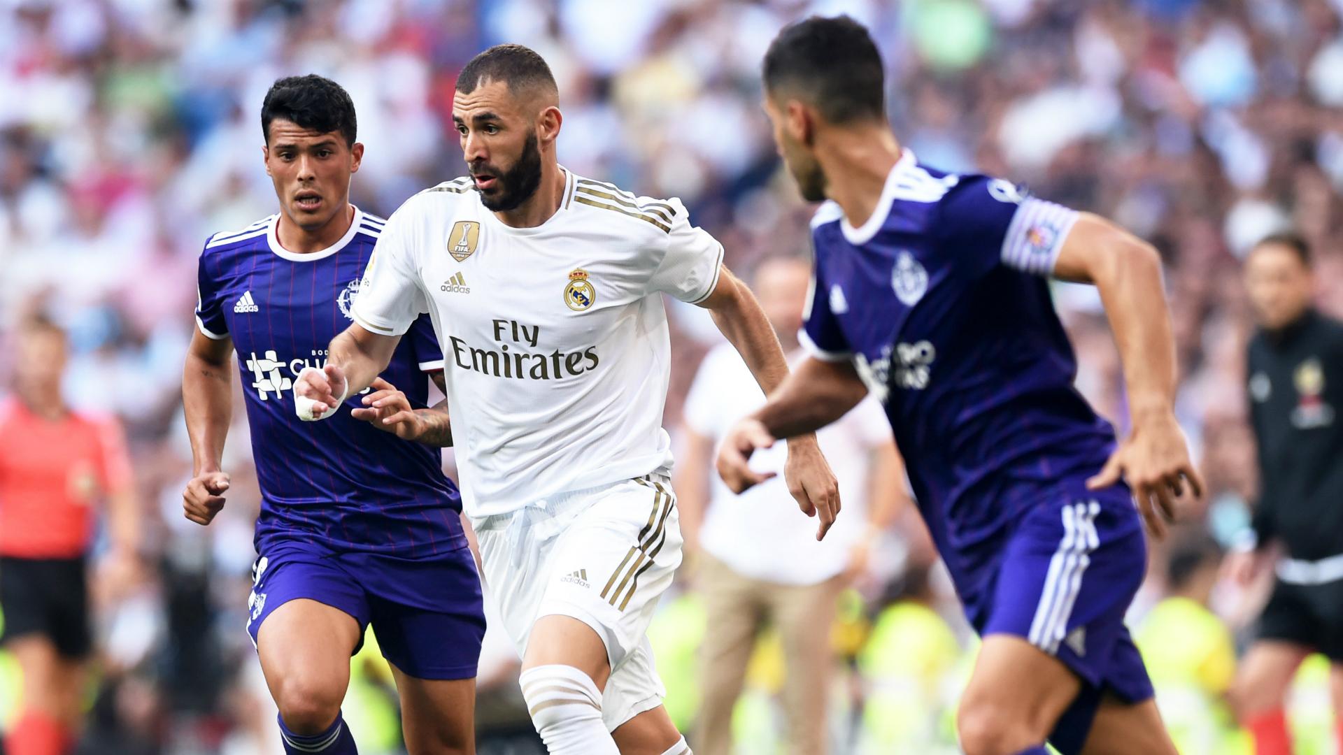 Real Madrid 1-1 Real Valladolid: Guardiola denies Zidane's men